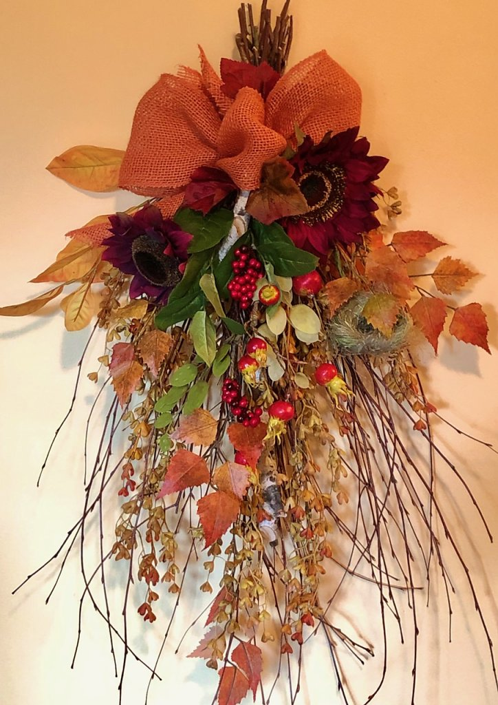 Fall bouquet sold